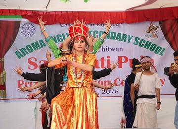 Cultural Dance (Kumari)